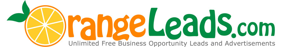 Orange Leads. Unlimited Free Business Opportunity Leads and Advertisements.